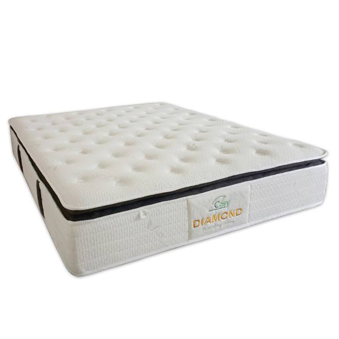 Nệm lò xo túi Pillow Top Diamon